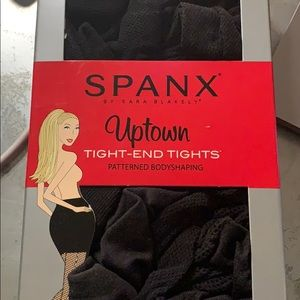 Spanx BRAND NEW Uptown Tight-end Tights